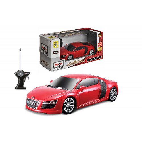 Audi R8 V10 radiocomando 1:24