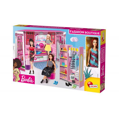 Barbie Fashion Boutique con bambola