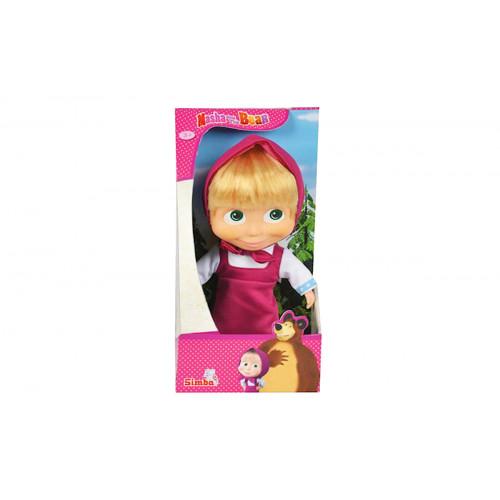 Masha bambolina 23 cm capelli veri Simba Toys