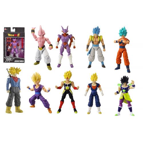Dragon Ball Star personaggi ass.ti 17cm