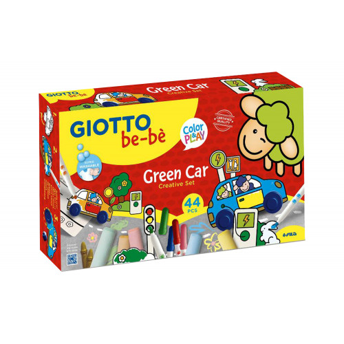 Giotto be-be' Green Car