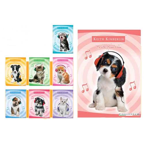 Maxi quaderni a4 dolci cuccioli cf.5 5M