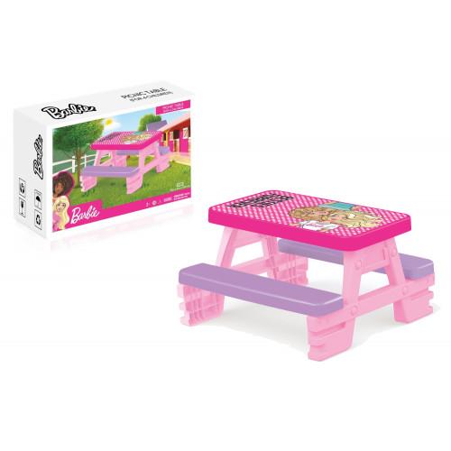 Barbie tavolo Picnic