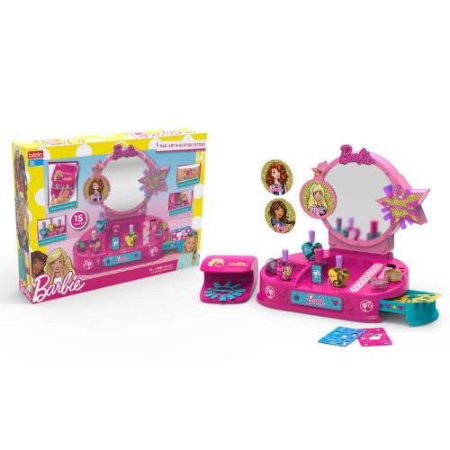 Barbie Studio Nails e Tatoo