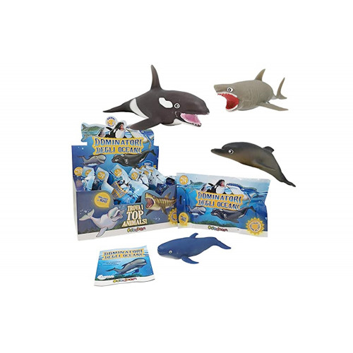 Dominatori degli Oceani expo 12 pz